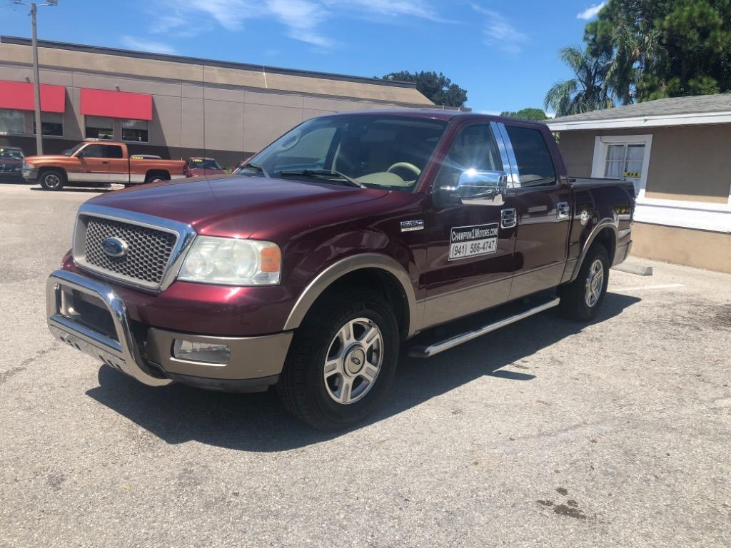 2003 Ford F150 B82639 Champion 1 Motors Used Cars For Sale 2004 F 150 King Ranch 2005